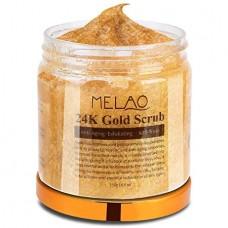 ميلاو قناع الذهب الخالص لتجديد البشره Melao 24K Gold Scrub