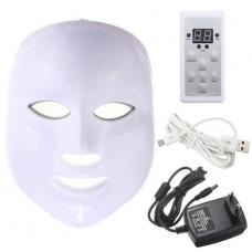 الماسك الضوئي الشهير, Colorful Led Beauty Mask