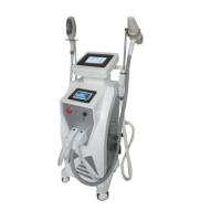 جهاز الليزر 3 في 1 لازالة الشعر وازالة التاتو وشد البشرة OPT SHR system Elight