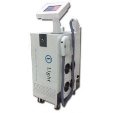 جهاز ازالة الشعر بالليزر وعلاج وتجميل البشرة E-LIGHT IPL