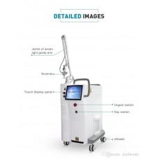 جهاز فركشنال ليزر CO2 fractional laser machine 3D, 4D, 5D